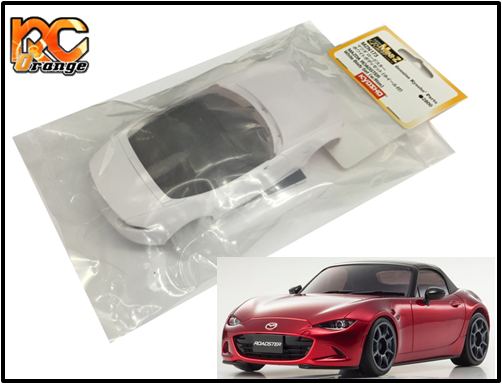 KYOSHO - MZN173 - Carrosserie blanche à peindre - N.RM.94 - Mazda Roadster MX5